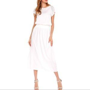 Women's Maxi Chiffon Dress